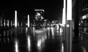 City:rain