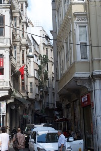 Istanbul (back street)